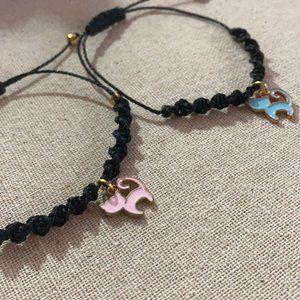 Cat lover's bracelet set 🐱